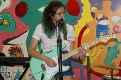 Amanda Sondy of the Paisley Twins