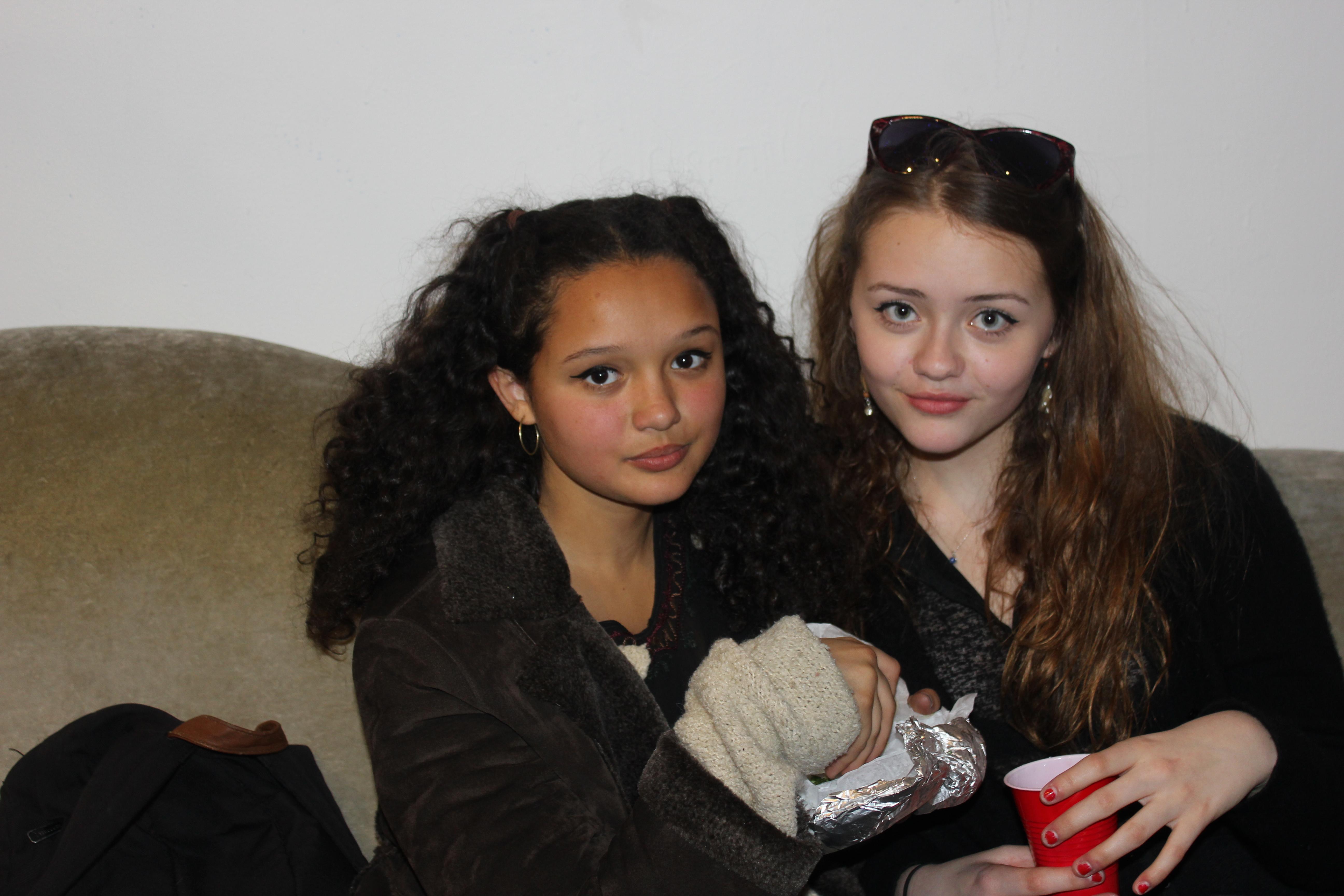 Hannah & Hannah