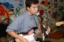 Kenton Kiser of Boise Noise