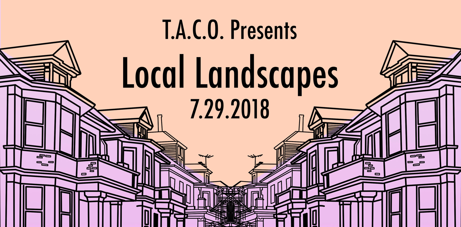 Local Landscapes Poster