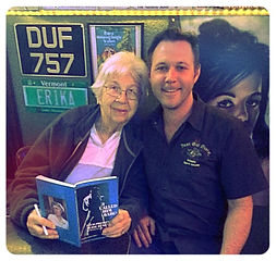 Marian J. Cocke and Ryan Stone. Marian was Elvis Presley's nurse from 1975 - 1977