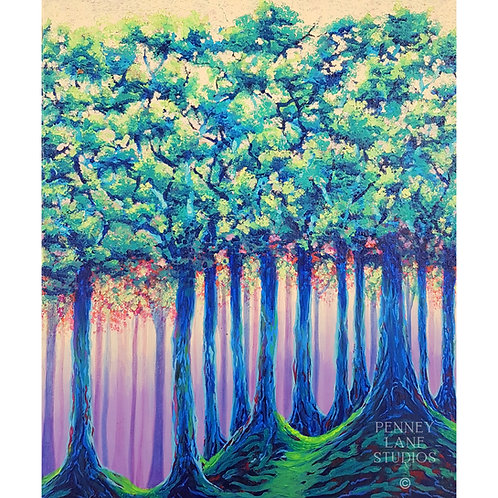 'THE ENCHANTED FOREST'
