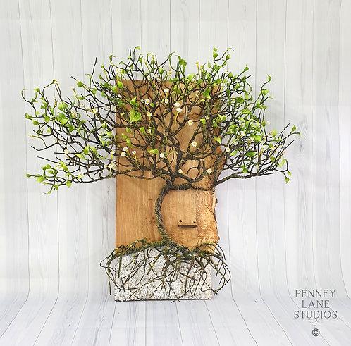 'TWISTY TREE SWING'