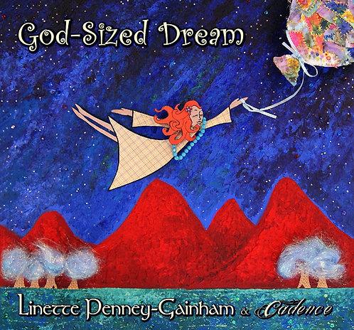 'GOD-SIZED DREAM'E.P.