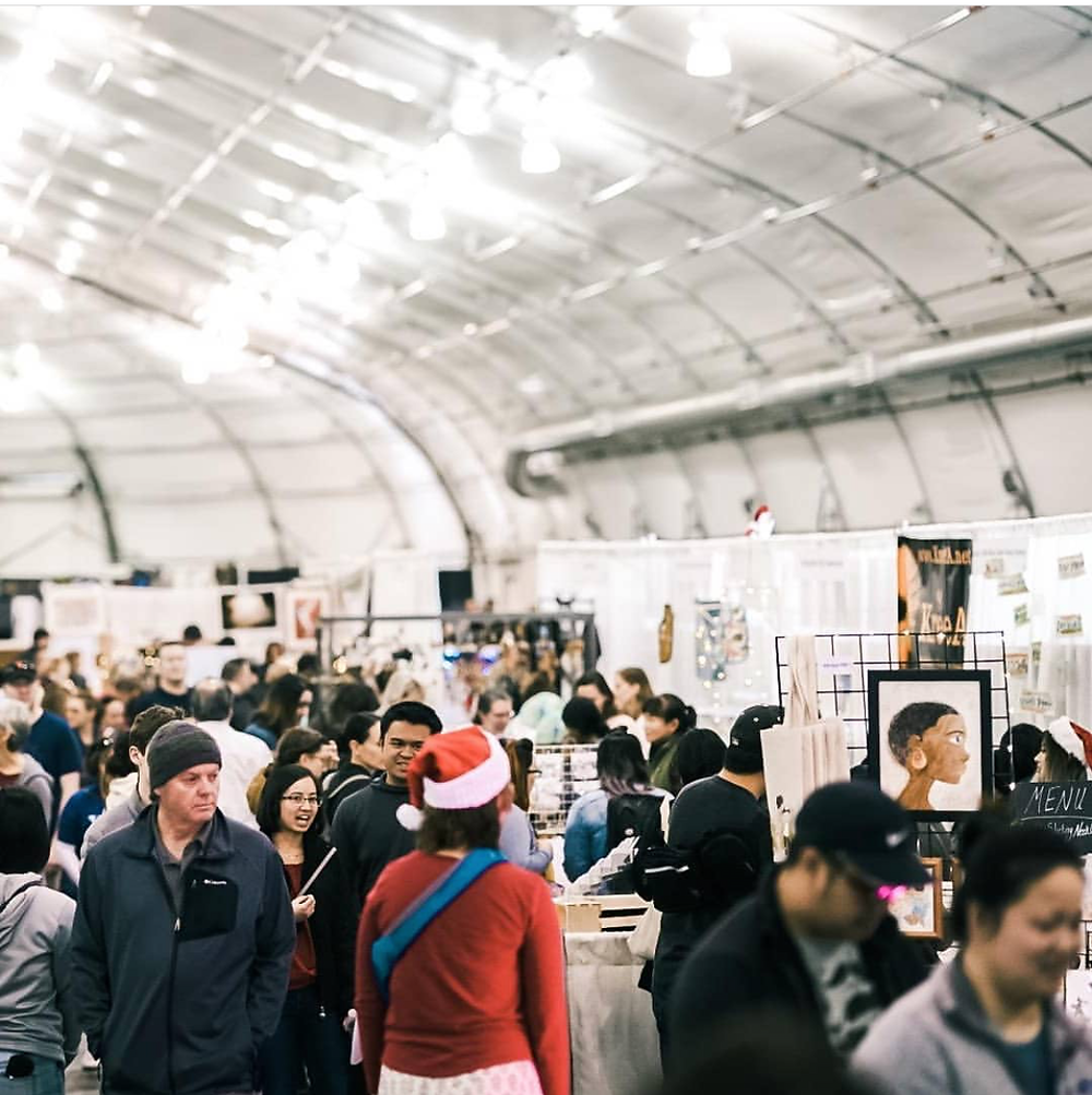 San Jose Craft Holiday Fair 2018