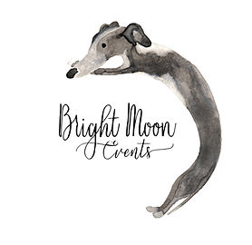 Bright Moon Events Co Logo, 2016