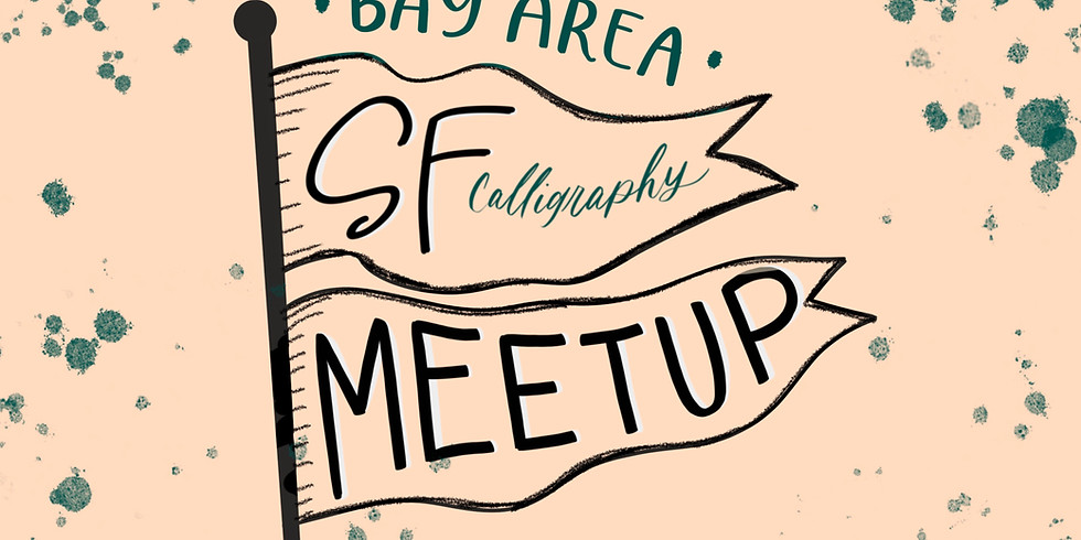 3/28 | Bay Area Meetup @ Arch Supplies in San Francisco w/Lettering Challenge