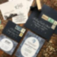 Bar Mitzvah Travel Theme Invitations