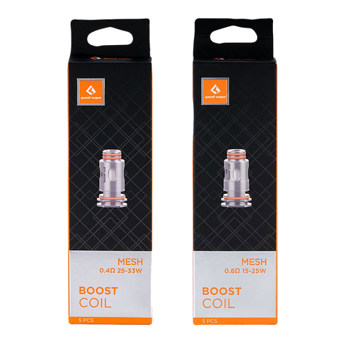 Geek Vape Aegis Boost / Zeus Nano Coils