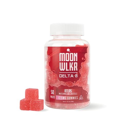 Delta-8 THC Gummies - Watermelon Zkittlez