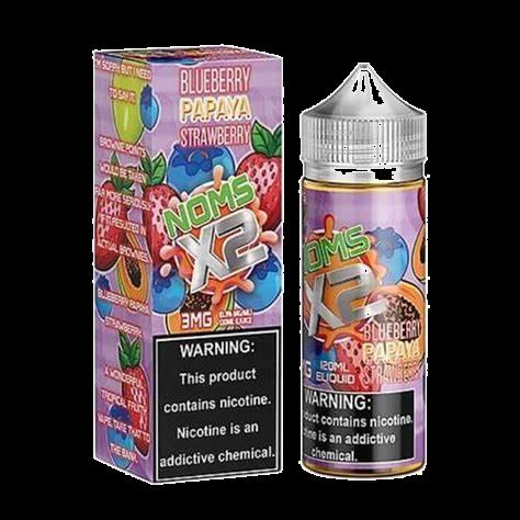 Nomenon X2 - Blueberry Papaya Strawberry
