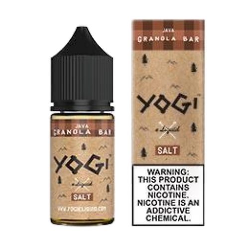 Java Granola Bar Salt