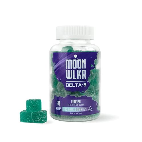 Delta-8 THC Gummies - Blue Dream Berry