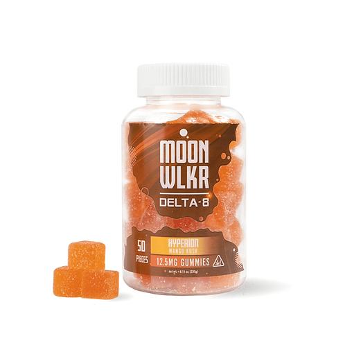 Delta-8 THC Gummies - Mango Kush