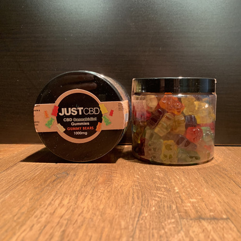 Just CBD Gummy Bears