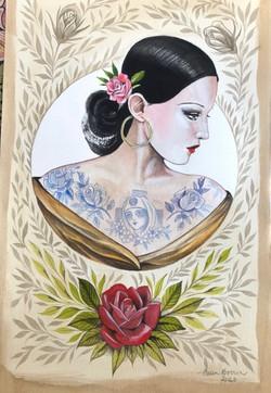 Art by Helen Brown