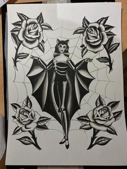 Art by Barbara Rebel