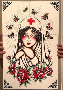 Art by Leonor Bizarro