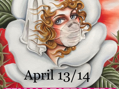 LADIESLADIES! ARTSHOW BENEFIT 2020 for Milano, Italy