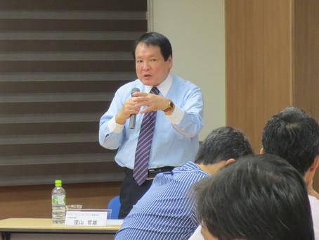 沖縄県ホテル協会「次世代トップのための科学的ホテルマネジメントブートキャンプ」にて講演しました