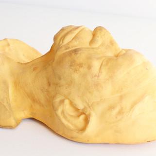 Foam death mask