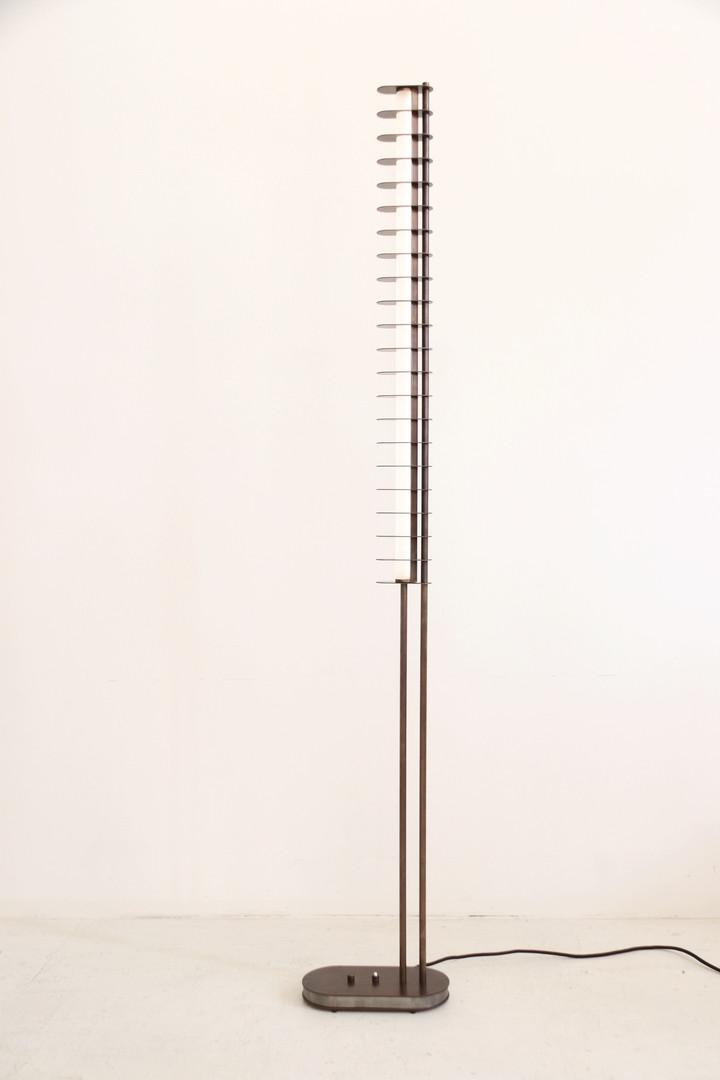 Distance Floor Lamp, Dark Bronze