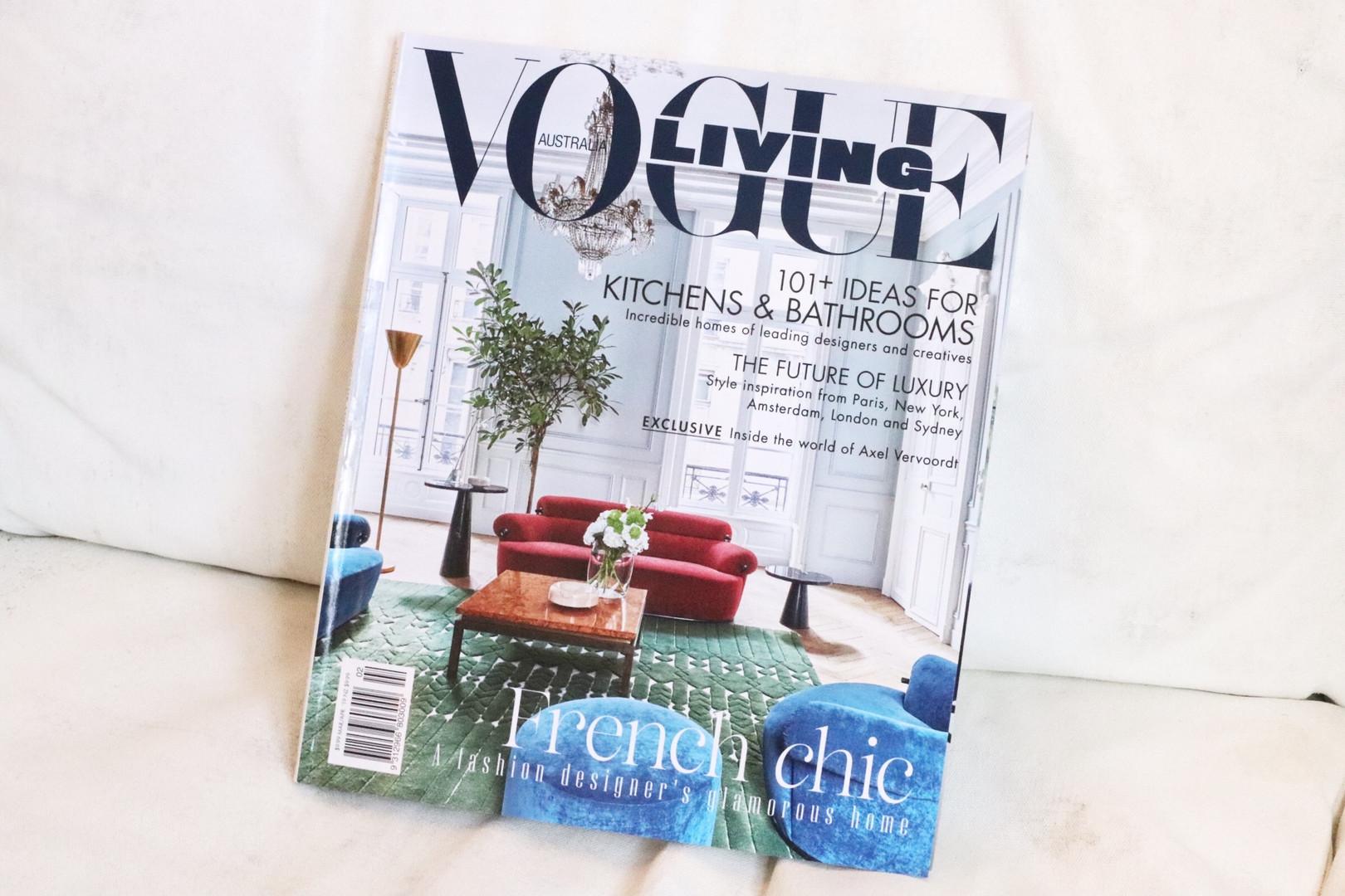 Vogue Living 2019