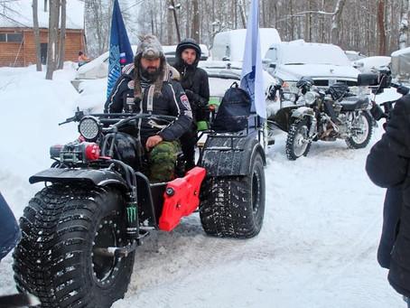 Я - Участник ГрандТур «Байкальская миля 2021» - впереди более 6000 километров среди зимы.