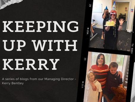 Keeping up with Kerry - One year on from the Digital Revolution