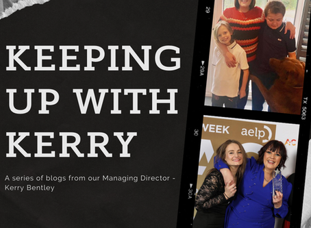 Keeping Up With Kerry