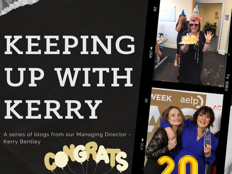 Merry Christmas & Happy New Year - Keeping Up With Kerry