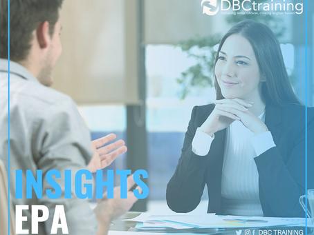 DBC Insights - Outstanding EPA