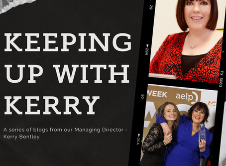 Keeping Up With Kerry - Playing to Win