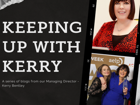 Keeping Up with Kerry - Food Glorious Food