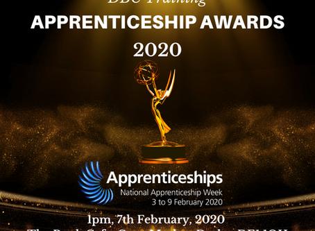 DBC Apprenticeship Awards