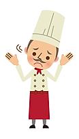 困った飲食店スタッフのイラスト-01.png