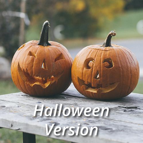 Halloween Version of our Crazy Dash Tickets