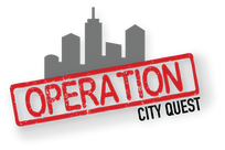 Operation City Quest is a great team building activity, perfect for a group game downtown