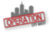 Operation City Quest scavenger hunt logo wacky walks