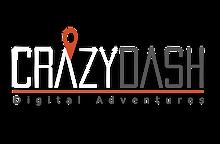 Crazy Dash Walking tours logo