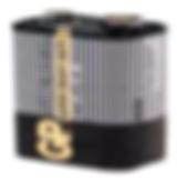 Bat 9V - 9V carbon-zink battery for GBX1