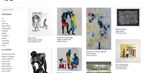 How online art fairs are changing the art market