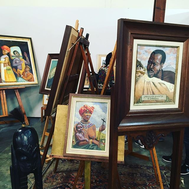 George Pemba's 'Studio'