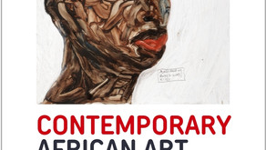 Value of contemporary African art rising despite the impact of Covid