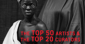 Who are Africa's most 'validated' contemporary artists?