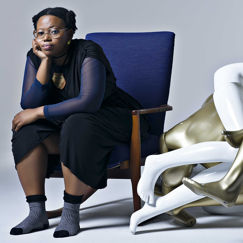 Dineo Bopape, the performance art winner