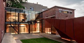 First impressions: Joburg Contemporary Art Foundation