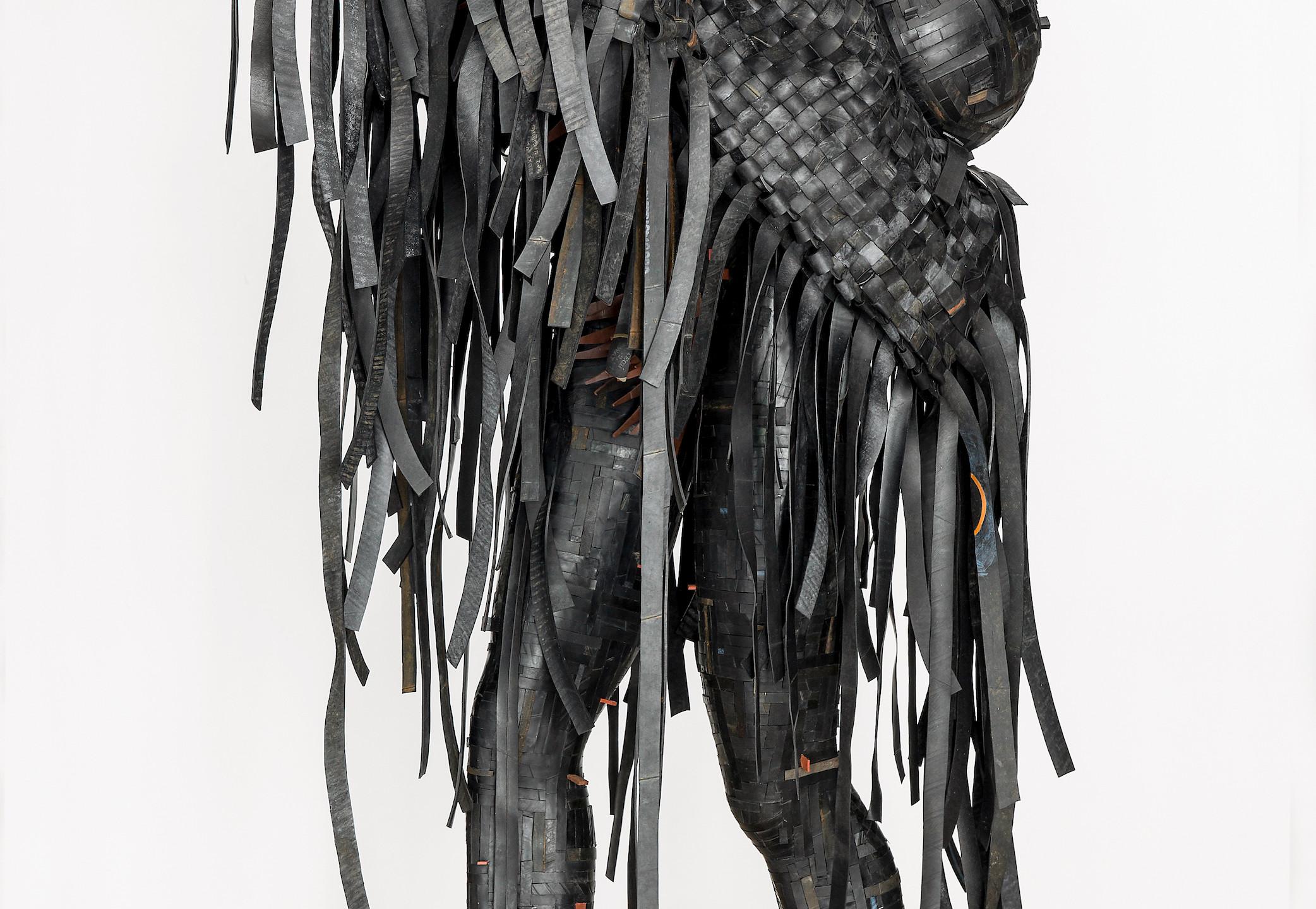 Patrick Bongoy at Ebony Gallery