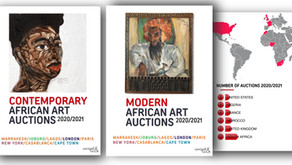 A six month overview: African Art auction results, Europe & Africa