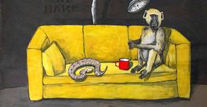 Animals Reinforce a Political Statement for artist Colbert Mashile
